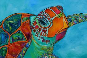 seaglass-sea-turtle-patti-schermerhorn